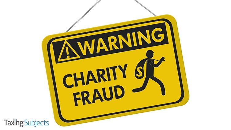 IRS Event to Fight Charity Fraud
